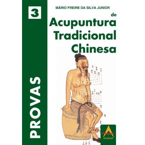 acupuntura TRAD CHINESA PROVAS